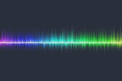 音の測定結果