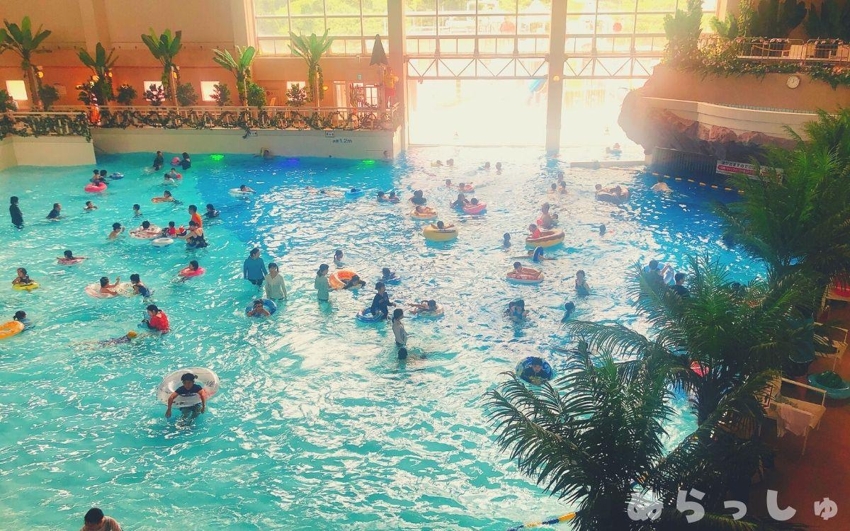 杉乃井ホテルのアクアビートの写真