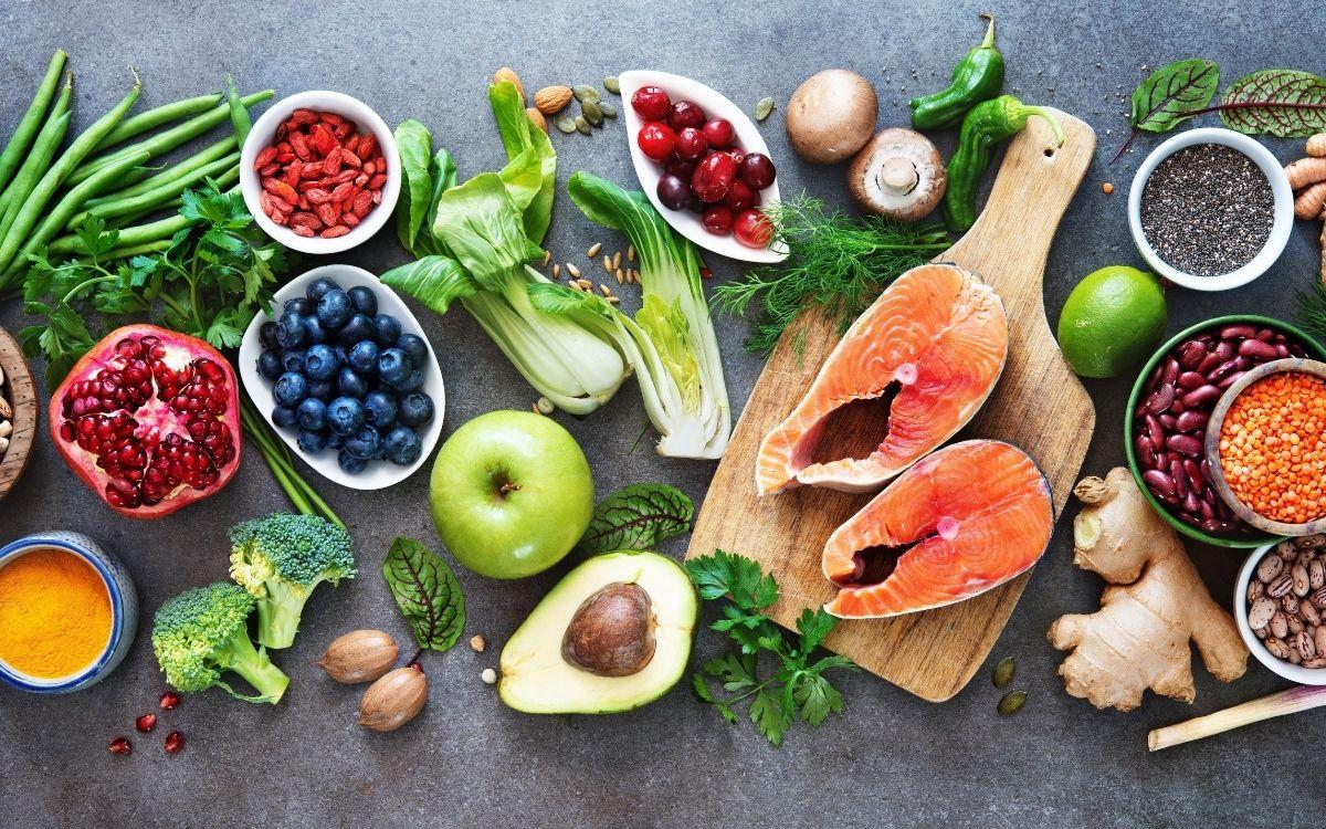 生鮮食品の写真