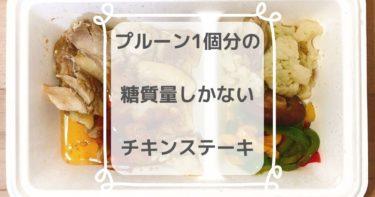 【糖質5.4g】ゴーフードのポン酢鶏もも肉ステーキを食べた感想